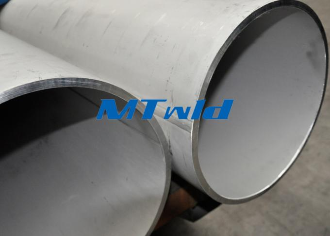 Austenitic Stainless Steel Tubing TP304L / 316L Welding Stainless Steel Pipe