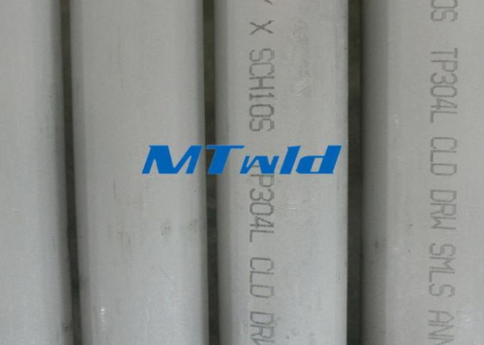 GR Annealed / Pickled Welded Austenitic Stainless Steel Tubing For Industry