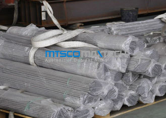 ประเทศจีน TP321 / 321H Stainless Steel Seamless Hydraulic Tubing With Bright Annealed Surface โรงงาน