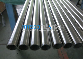 ประเทศจีน EN10216-5 X5CrNi18-10 Precision Stainless Steel Tubing For Doors Production Tools โรงงาน