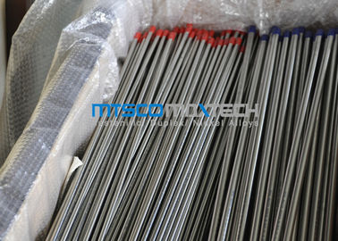 Bright Annealed Stainless Steel Seamless Hydraulic Tube ASTM A213 TP316L ISO