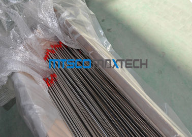 ประเทศจีน TP321 / 1.4541 Seamless Stainless Steel Tubing For Chromatography 18 * 1.5mm โรงงาน