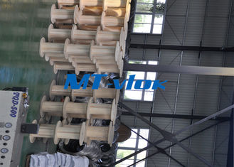 ประเทศจีน Small Diameter Marine Multi core coiled steel tubing S31603 / S30403 โรงงาน