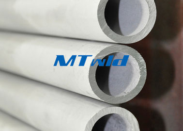 ประเทศจีน 8BWG ASTM A358 TP304L / 1.4306 ERW Steel Pipes Double Welded Annealed Surface โรงงาน