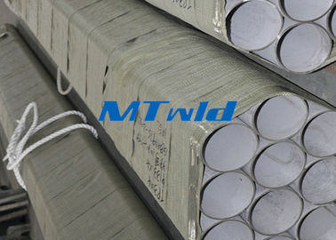 ประเทศจีน 1.4462 Duplex Big Size Stainless Steel Welded Pipe DN200 S32205 SAF2205 โรงงาน