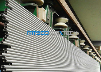 14 / 16 / 18SWG UNS S32750 F53 Duplex Stainless Steel Tube For Heat Exchanger