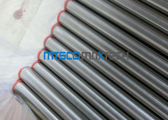 ประเทศจีน ASTM A213 TP304 / 304L Stainless Steel Heat Exchanger Tube For Oil And Gas โรงงาน