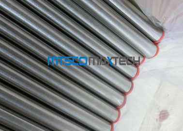 ประเทศจีน 6.35Mm ASTM A269 Bright Annealed Tube in Transportation , Cold Rolled โรงงาน