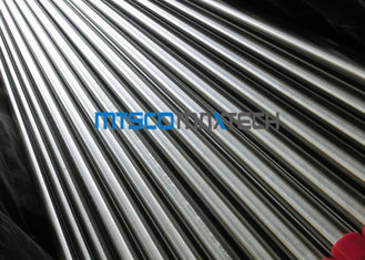 ประเทศจีน 20 / 22 / 24SWG ASTM A269 TP321H welding stainless steel pipe , cold drawn welded tubes โรงงาน