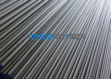 ประเทศจีน 4.76Mm TP316 / 316L Bright Annealed Tube , welding stainless steel tubing For Oil Industry โรงงาน
