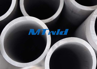 ประเทศจีน Big Size Duplex Steel ERW / EFW Welded Pipe S32750 / SAF2507 DN300 โรงงาน