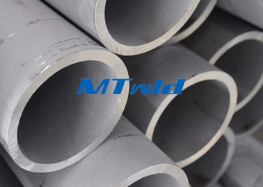 ประเทศจีน ASTM A789 / A790 1.4462 / 1.4410 Stainless Steel Welded Pipe With Annealed & Pickled Surface โรงงาน
