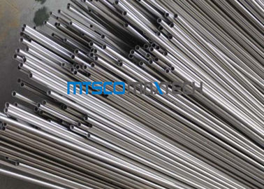 ประเทศจีน 24SWG 	Precision Stainless Steel Tubing For Instrumention , TP304 / 304L With Bright Annealed Surface โรงงาน
