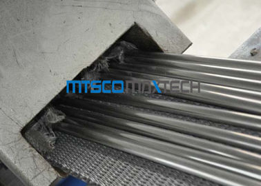 ประเทศจีน 3 / 4 Inch Sch40s Precision Stainless Steel Tubing , TP347 / 347H Cold Rolled Steel Pipe โรงงาน