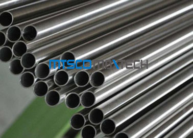ประเทศจีน 10 / 12 / 14SWG Precision Seamless Stainless Steel Pipe With Cold Rolled For Medical Industry โรงงาน