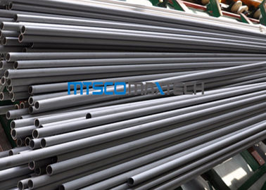 ประเทศจีน Annealed / Pickeled Duplex Steel Tube Sch40 ASTM A789 F53 Seamless Steel Pipe โรงงาน