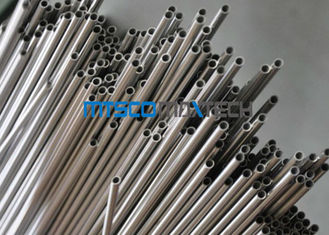 ประเทศจีน 1.4462 / 1.4410 Seamless Duplex Stainless Steel Pipe Oil / Fluid Cold Drawn Tube โรงงาน