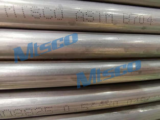 Bright Annealing Surface Nickel Alloy Tube Alloy 825 0.5 '' * 0.049 '' * 4200m