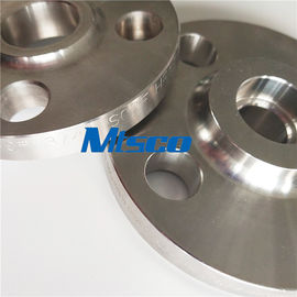 ประเทศจีน PN150 ANSI B16.5 S32750 Stainless Steel Flange Slip On Type Pickling Surface โรงงาน