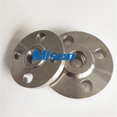 ประเทศจีน ASME / ANSI B16.5 SAF2205 / 2507 Flanges Pipe Fittings , Duplex Steel Slip On Flange โรงงาน
