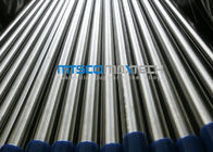 18SWG TP317L Precision Stainless Steel Tubing , ASTM A269 Cold Rolled Stainless Steel Sanitary Tubing ผู้ผลิต