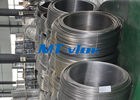 S31600 / S31603 9.53mm Seamless Stainless Steel  Coiled Tubing Super Long ผู้ผลิต