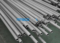 14 / 16 / 18SWG UNS S32750 F53 Duplex Stainless Steel Tube For Heat Exchanger ผู้ผลิต