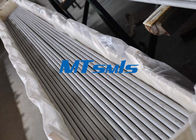 ASTM A790 / A789 F51 / F53 Annealed / Pickled Duplex Steel Seamless Pipe ผู้ผลิต