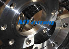 ASTM A182 / ASME SA182 600LB F304 / 304L Flanges Pipe Fittings , Stainless Steel Socket Welded Flange ผู้ผลิต