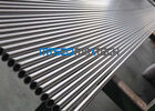 1.4306 / 1.4404 Seamless Stainless Steel Sanitary Pipe Tube , ASTM A269 ผู้ผลิต
