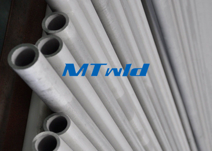 168.3mm TP 347 / 347H Stainless Steel Welded Pipe Pickling Welding Round Pipe ผู้ผลิต