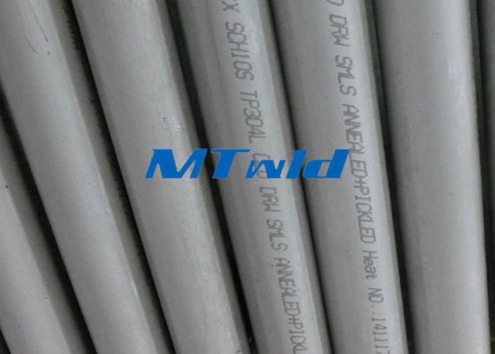GR Annealed / Pickled Welded Austenitic Stainless Steel Tubing For Industry ผู้ผลิต