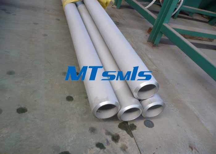 ประเทศจีน ASTM A269 TP309S / 310S / 317L Seamless Stainless Steel Pipe With Pickled Surface โรงงาน