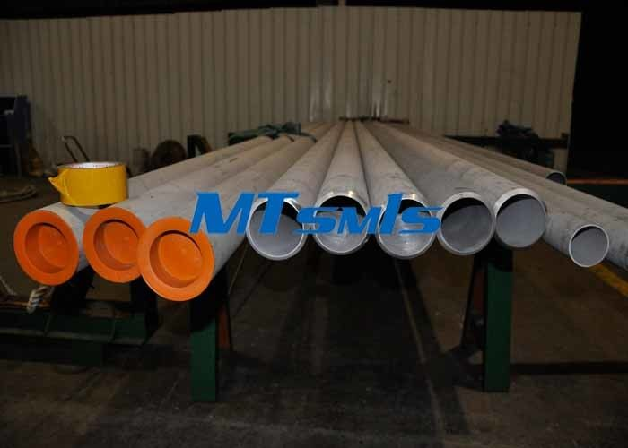 ประเทศจีน 12 Inch 323.9mm Stainless Steel Seamless Pipe / Tube For Structure ASTM A213 โรงงาน