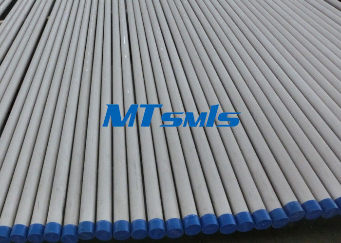 ประเทศจีน Building Seamless Stainless Tube TP347 / 321H / 316Ti / 317L Stainless Steel Pipe โรงงาน