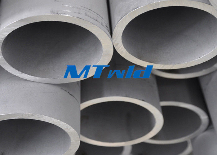 ประเทศจีน ASTM A789 / ASME SA789 TP347 / 347H Big Size Welded Stainless Steel Pipe For Oil And Gas โรงงาน
