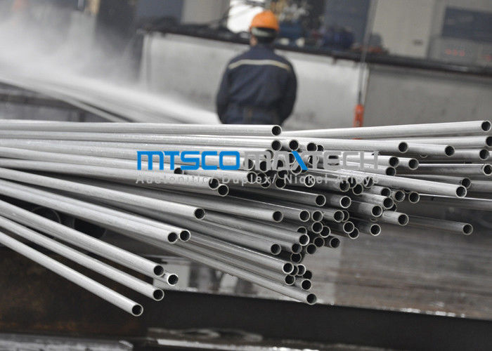 ASTM A789 / ASME SA789 S32205 / S31803 1.4462 Duplex Stainless Steel Tube ผู้ผลิต