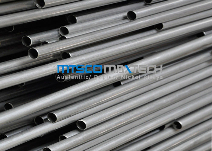 UNS S31803 F51 / 1.4462 Duplex Steel Tube For Food And Gas Industry , Stainless Steel Duplex Tube ผู้ผลิต