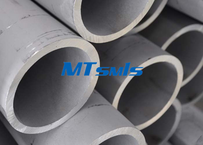 Customized Length duplex stainless steel pipe DN125 ASTM A789 2205 / 2507 1.4462 / 1.4410 ผู้ผลิต