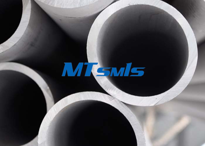Big Size Stainless Steel Seamless Pipe 28 Inch 18 SWG For Transportation ผู้ผลิต