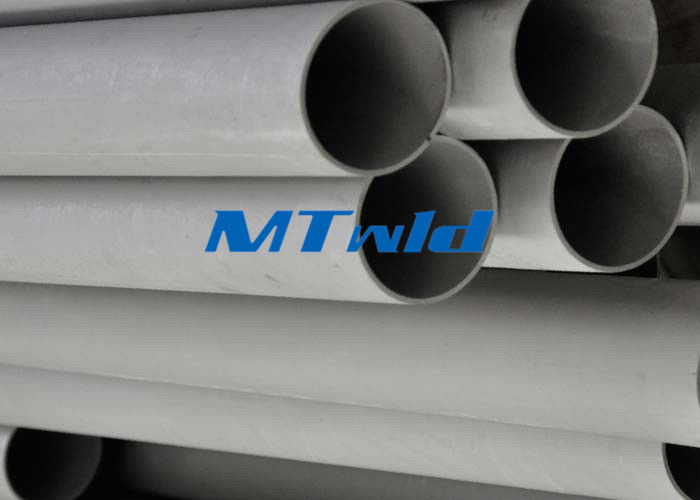 ประเทศจีน DN200 ASTM A358 TP304 / 304L welding stainless steel pipe , welded steel pipe โรงงาน