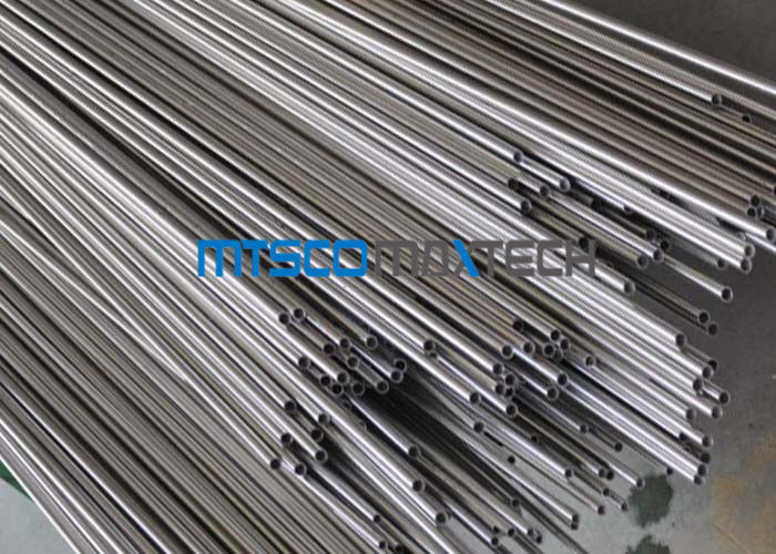 ASTM A269 / ASTM A213 TP309S / 310S Seamless Stainless Steel Tubing For Transportation ผู้ผลิต