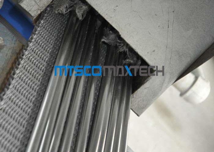 1 / 2 Inch Sch80s ASTM A269 Bright Annealed Stainless Steel Sanitary Pipe ผู้ผลิต