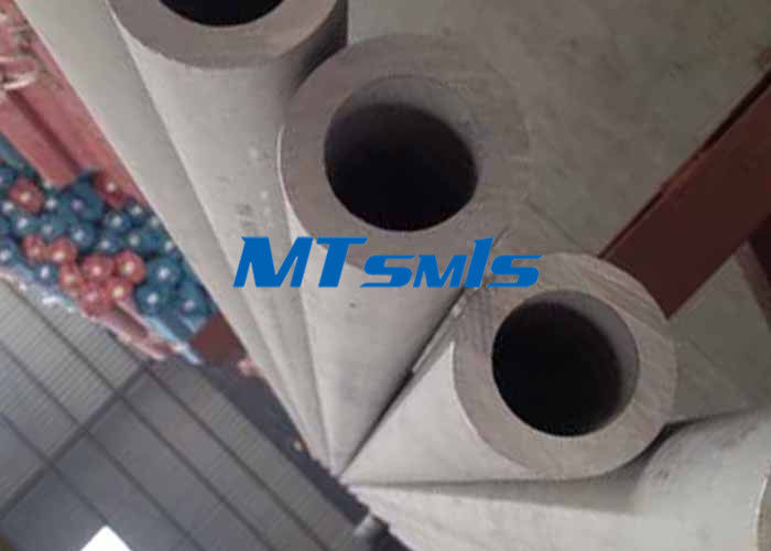DN150 Stainless Steel Seamless Pipe S34700 / S34709 Industrial Welding Round Tube ผู้ผลิต