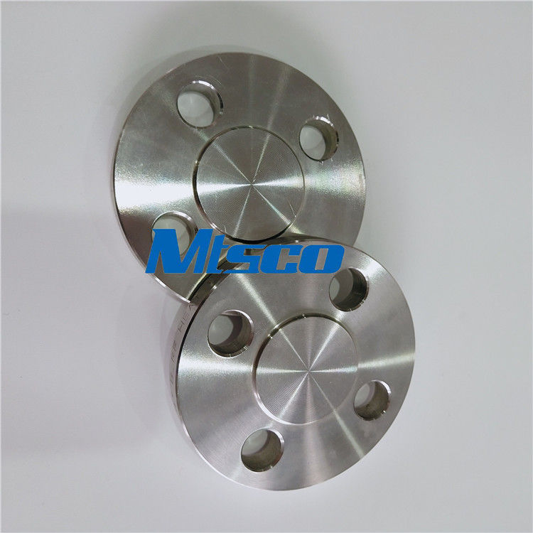 Stainless Steel Pipe Fitting F304L / 316L 150LB Stainless Steel Blind Flange ผู้ผลิต