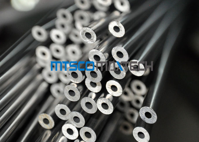 Bright Annealed S31600 / S30400 Seamless Stainless Steel Tubing ASTM A213 ASTM A312
