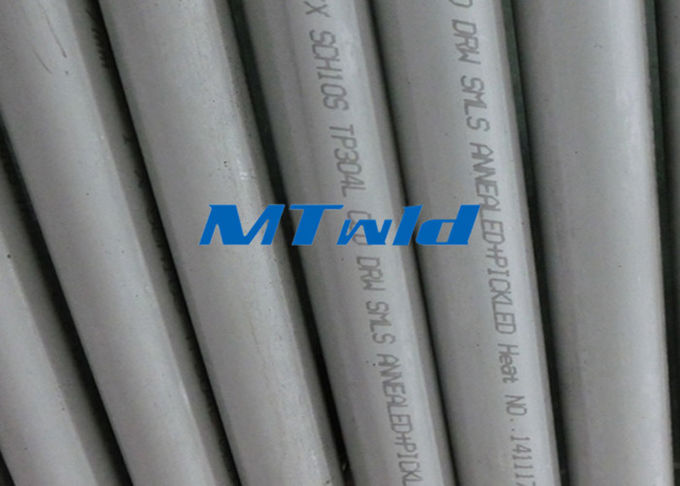 DN300 ASTM A358 TP304 / 1.4301 Stainless Steel Welded Pipe , ERW Steel Pipe Cold Rolled