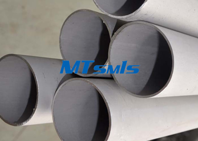 ASTM A790 / A789 F51 / F53 Annealed / Pickled Duplex Steel Seamless Pipe