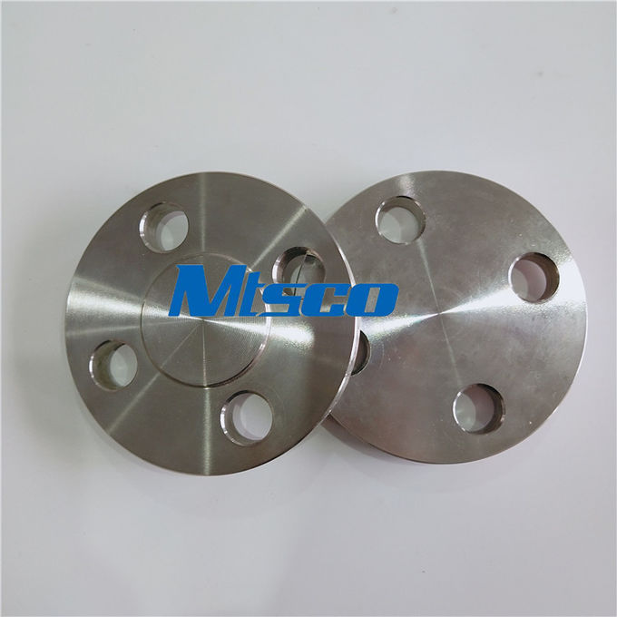 Stainless Steel Pipe Fitting F304L / 316L 150LB Stainless Steel Blind Flange